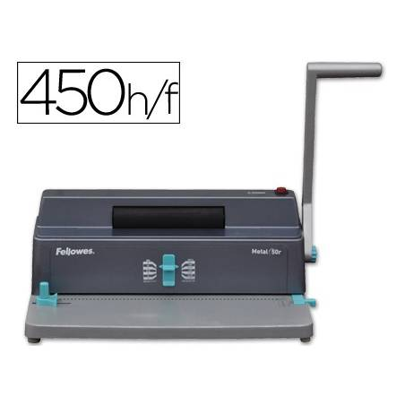 Encadernadoras Fellowes Metal 50R