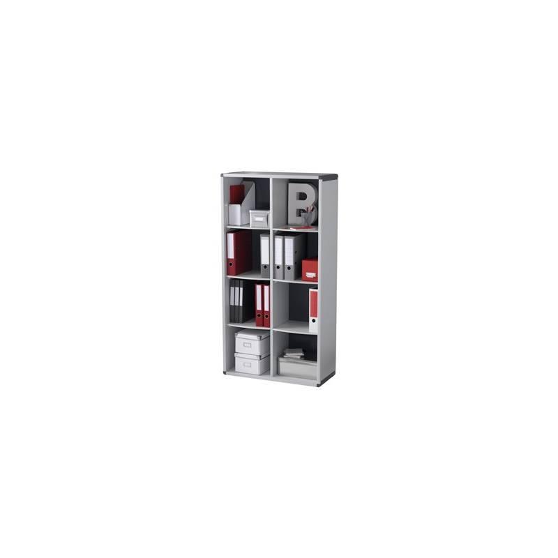 Móveis estante de 8 módulos Paperflow
