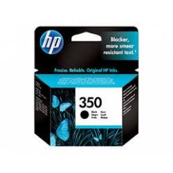Tinteiro HP 350 Preto (CB335EE)