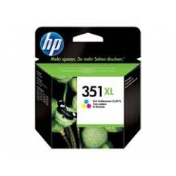 Tinteiro HP 351XL Tricolor...