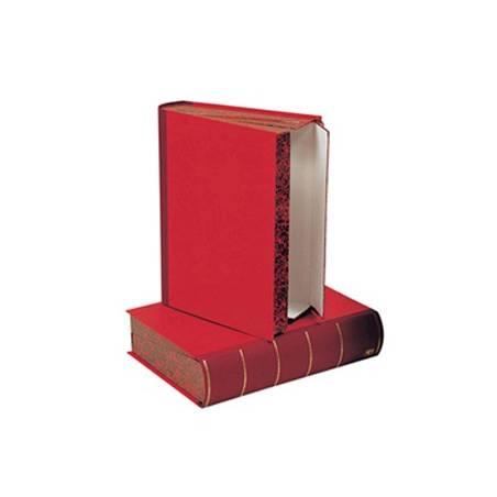 Caixas de arquivo francês em forma de livro