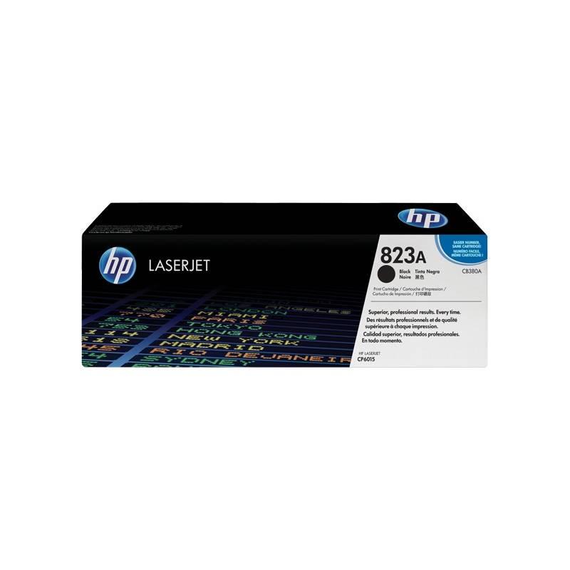Toner HP 823A Preto (CB380A)