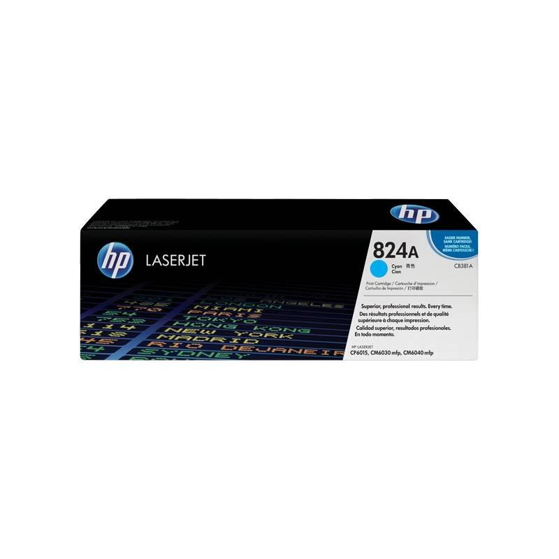 Toner HP 824A Azul (CB381A)