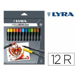 Marcadores pincel Lyra Aqua...
