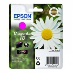 Tinteiro Epson nº 18 Magenta (C13T18034010)