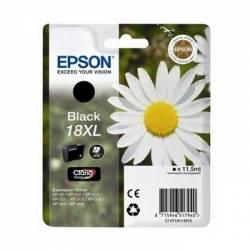 Tinteiro Epson nº 18XL Preto (C13T18114010)