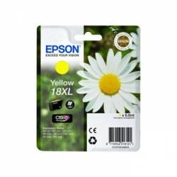 Tinteiro Epson nº 18XL Amarelo (C13T18144010)