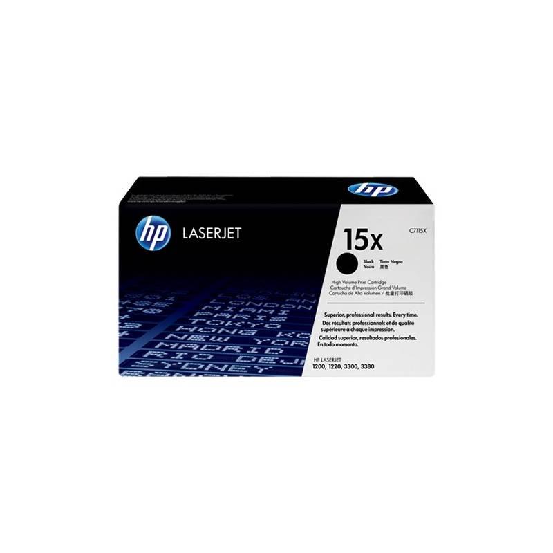 Toner HP 15X Preto (C7115X)