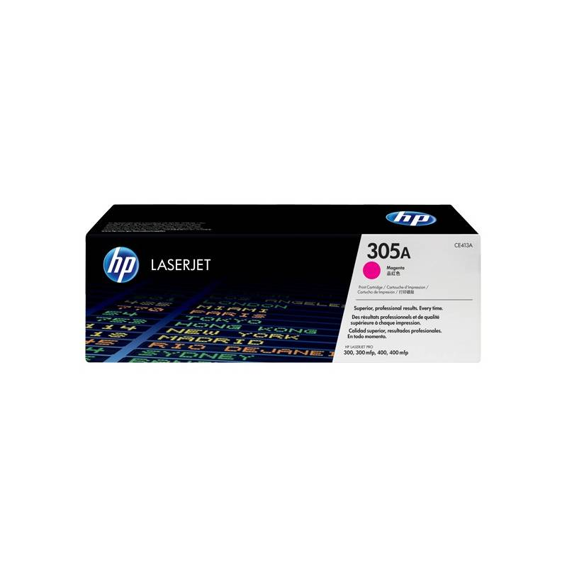 Toner HP 305A Magenta (CE413A)