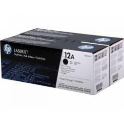 Toners HP 12A Pretos - pack...