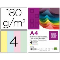 Cartolinas A4 -embalagens...