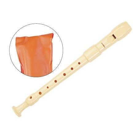 Flautas plásticas Hohner de 2 peças