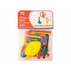 Balões para modelar + insuflador