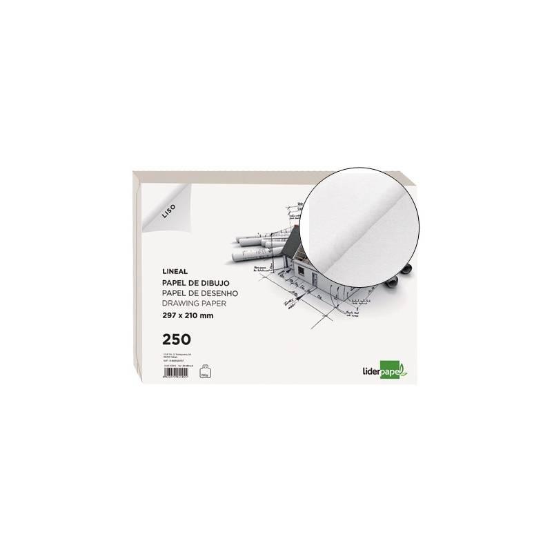 Papel de desenho sem esquadria 150 g/m2