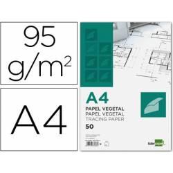 Blocos de papel vegetal A4