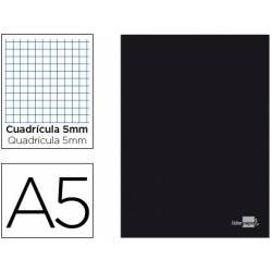 Cadernos de capa preta A5