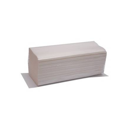 Toalhas de papel seca mãos tissue ZigZag 23x21cm