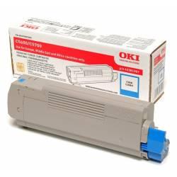Toner OKI azul para C5600n,...