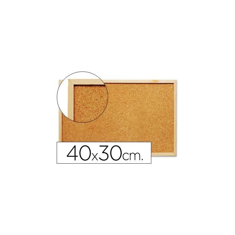 Quadros de cortiça 30x40 cm - caixilho em madeira