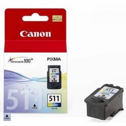 Tinteiro Canon 511 cor