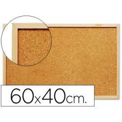 Quadros de cortiça 60x40 cm - caixilho em madeira