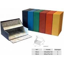 Caixas de arquivo francês...