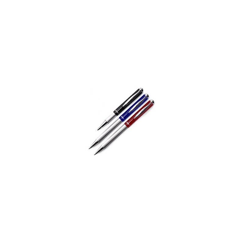 Esferográficas telescópicas de linhas elegantes Zebra