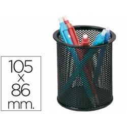 Porta lápis em rede metálica