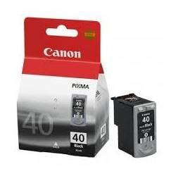 Tinteiro Canon PG-40 preto
