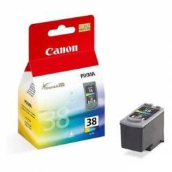 Tinteiro Canon CL38 de cores