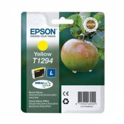 Tinteiro Epson T1294 amarelo