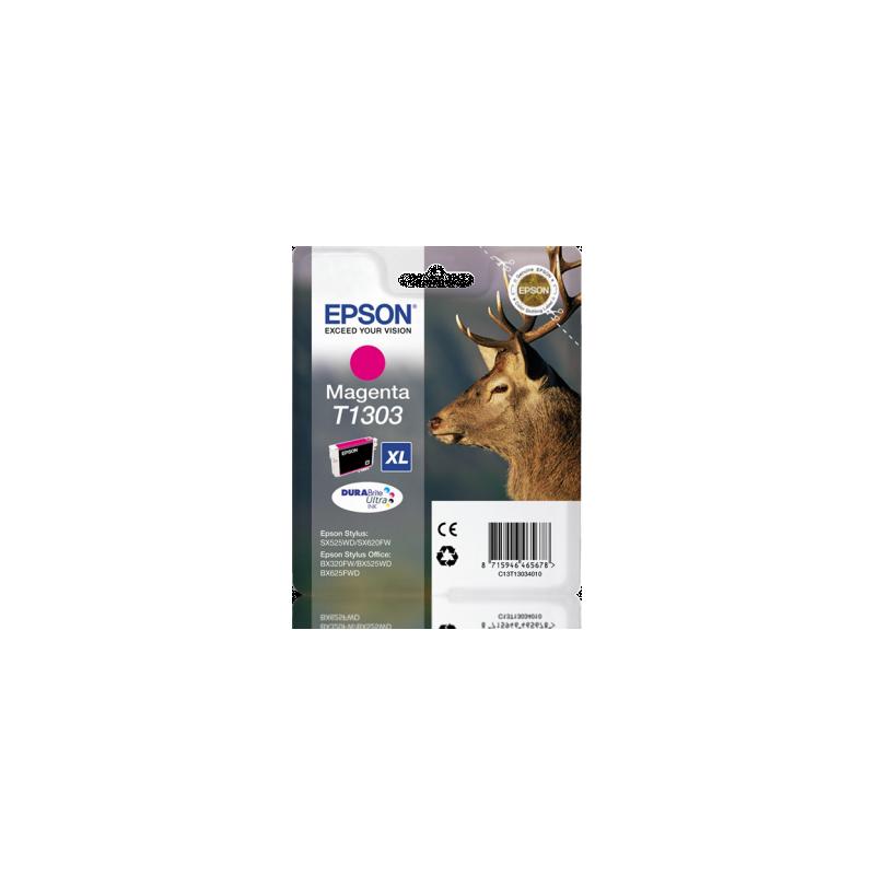 Tinteiro Epson T1303XL magenta