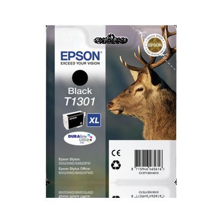 Tinteiro Epson T1301XL preto