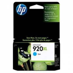 Tinteiro HP 920XL azul...