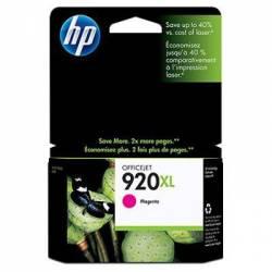 Tinteiro HP 920XL magenta...