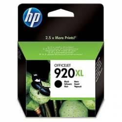 Tinteiro HP 920XL preto (CD975AE)