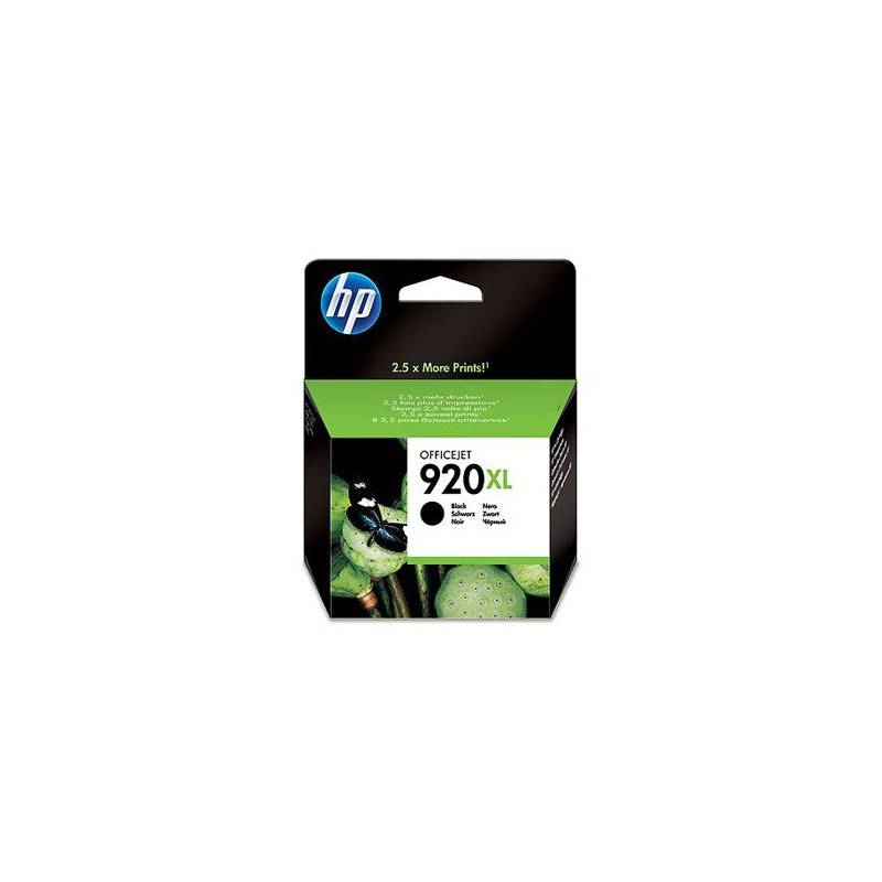 Tinteiro HP 920XL preto (CD975AE)