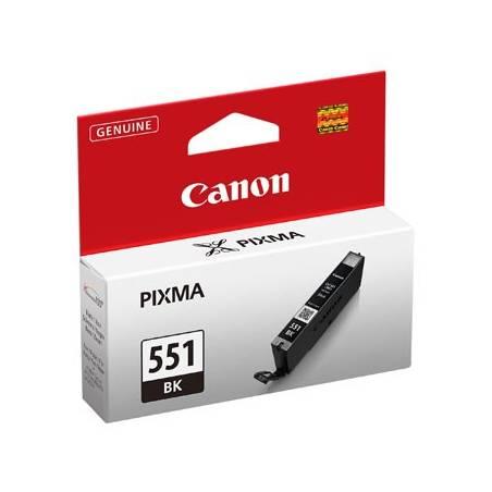 Tinteiro Canon CLI551BK preto