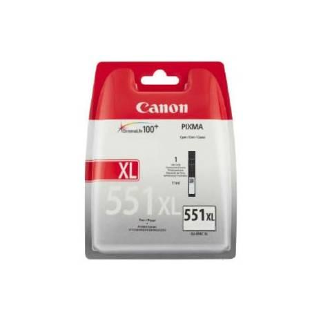 Tinteiro Canon CLI-551GXL cinza