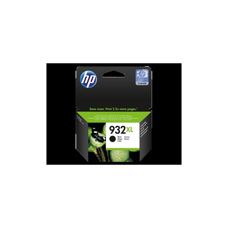 Tinteiro HP 932XL preto de alta capacidade (CN053AE)