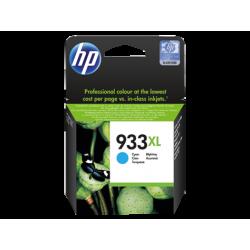 Tinteiro HP 933XL azul de alta capacidade (CN054AE)