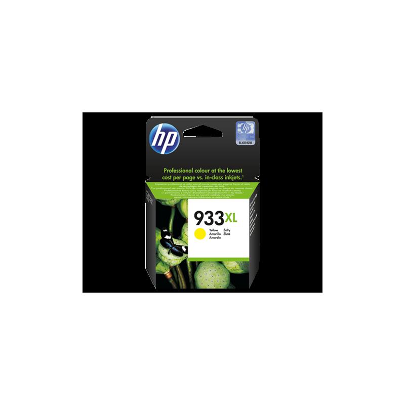 Tinteiro HP 933XL amarelo de alta capacidade (CN056AE)