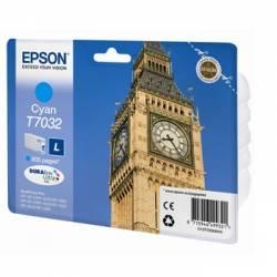 Tinteiro Epson T7032 azul