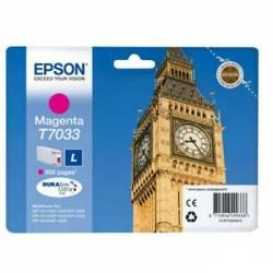 Tinteiro Epson T7033 magenta