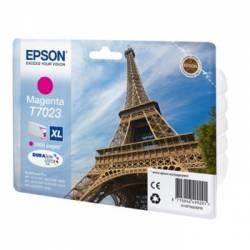Tinteiro Epson T7023 magenta de alta capacidade