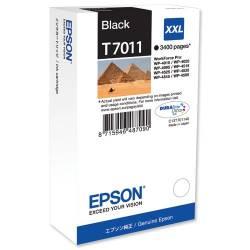 Tinteiro Epson T7011 preto...
