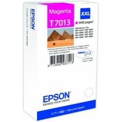 Tinteiro Epson T7013 magenta de capacidade extra