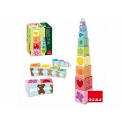 Jogos de cubos empilháveis...