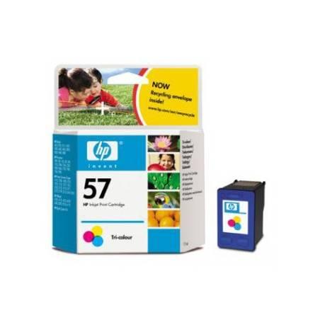 Tinteiro HP 57 tricolor (C6657A)