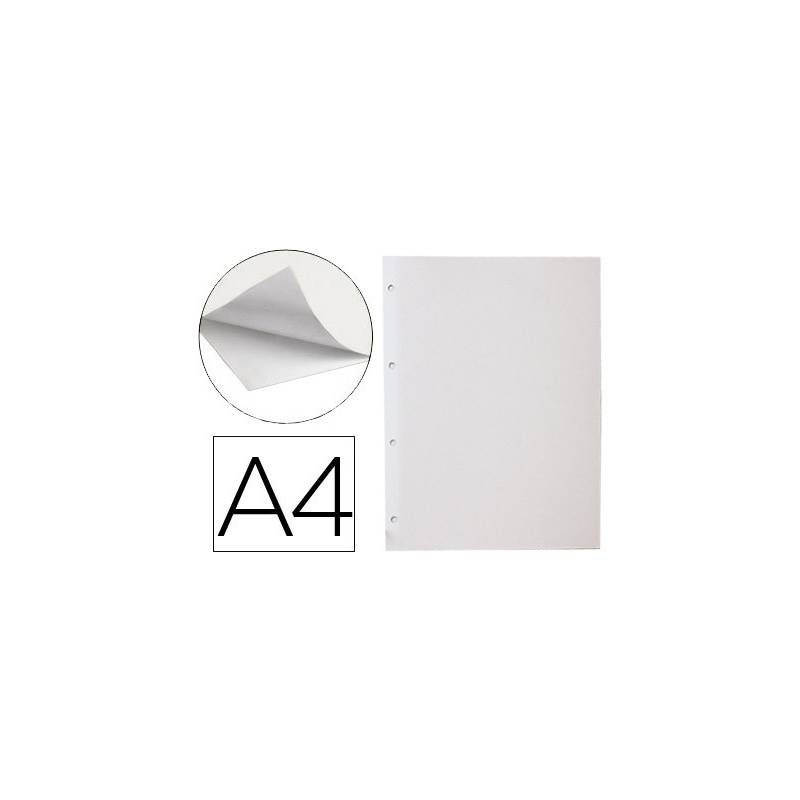 Folhas adesivas A4 para álbuns de fotos